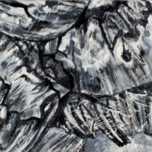 Onion (1995), 22 x 22 cm each, acrylic on Masonite, inv. PH244B