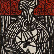 Italia (2009), 112 x 84 cm, acrylic on canvas, inv. PH556